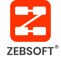 Zebra Software | ZEBSOFT GRC enterprise software platform Logo