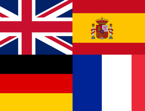 Welcome, Bienvenue, Willkommen to multilingual support